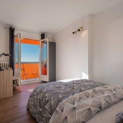 Отель Appartement moderne et convivial Франция, Ницца - отзывы, цены и фото номеров - забронировать отель Appartement moderne et convivial онлайн комната для гостей фото 2