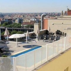 Отель Ganivet Испания, Мадрид - 7 отзывов об отеле, цены и фото номеров - забронировать отель Ganivet онлайн балкон