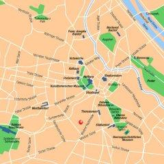 Отель Art Hotel Vienna Австрия, Вена - 3 отзыва об отеле, цены и фото номеров - забронировать отель Art Hotel Vienna онлайн городской автобус