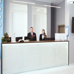 Гостиница Raziotel Kyiv Yamska интерьер отеля фото 3