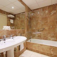 Отель Mayorazgo ванная