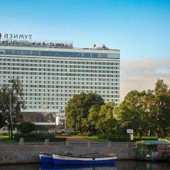 Гостиница AZIMUT Отель Санкт-Петербург в Санкт-Петербурге - забронировать гостиницу AZIMUT Отель Санкт-Петербург, цены и фото номеров приотельная территория фото 2