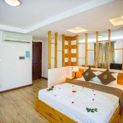 Copac Hotel Нячанг комната для гостей фото 5