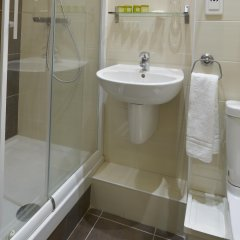 Отель Du Quai De Seine Париж ванная фото 2