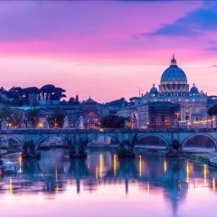 Отель Adriano Италия, Рим - отзывы, цены и фото номеров - забронировать отель Adriano онлайн приотельная территория