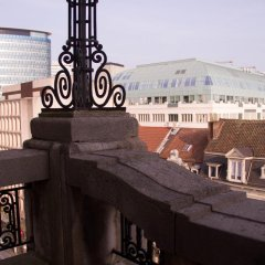 Отель Manhattan Бельгия, Брюссель - 1 отзыв об отеле, цены и фото номеров - забронировать отель Manhattan онлайн балкон