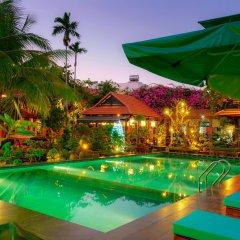 Отель Betel Garden Villas бассейн фото 2