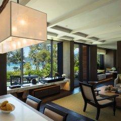 Отель Rosewood Phuket 5* Стандартный номер с различными типами кроватей фото 5