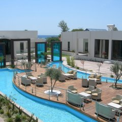 Отель Afandou Bay Resort Suites бассейн фото 2
