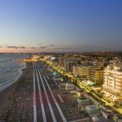 Hotel Tiffanys пляж