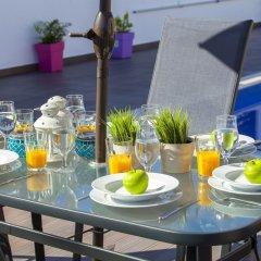 Отель Villa Hollywood Кипр, Протарас - отзывы, цены и фото номеров - забронировать отель Villa Hollywood онлайн бассейн фото 2