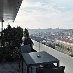 Witt Istanbul Hotel балкон