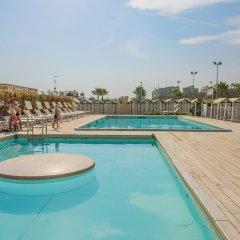 Отель Maestrale Италия, Риччоне - 2 отзыва об отеле, цены и фото номеров - забронировать отель Maestrale онлайн бассейн фото 3