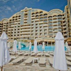 Victoria Palace Beach Hotel пляж