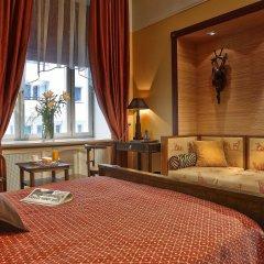 Hotel Rialto Варшава комната для гостей фото 4