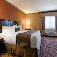 Отель BEST WESTERN PLUS Brookside Inn комната для гостей фото 3