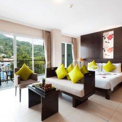 Отель Andakira Hotel Таиланд, Пхукет - отзывы, цены и фото номеров - забронировать отель Andakira Hotel онлайн комната для гостей фото 4