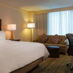 Отель Washington Marriott at Metro Center комната для гостей