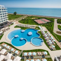 Гостиница Radisson Collection Paradise Resort and Spa Sochi балкон