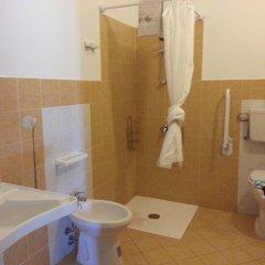 Отель B&B Villa Pia Сиракуза ванная
