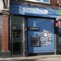 Отель W12 Rooms банкомат