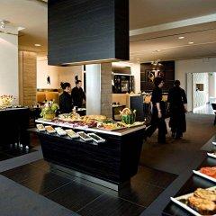 Отель Arli Business And Wellness Бергамо питание фото 2