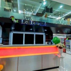 Отель Le Touche Бангкок интерьер отеля фото 2