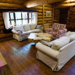 Гостевой дом Бобровая Долина комната для гостей