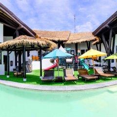 Отель The Vijitt Resort Phuket бассейн фото 2