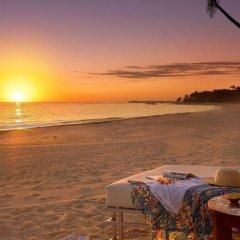 Отель Coconut Village Resort пляж фото 2