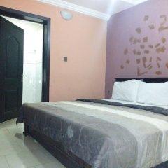 Отель Akma Signature Hotel & Suites Нигерия, Ибадан - отзывы, цены и фото номеров - забронировать отель Akma Signature Hotel & Suites онлайн комната для гостей фото 3