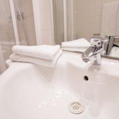 Отель Grand Central Apartments Австрия, Вена - отзывы, цены и фото номеров - забронировать отель Grand Central Apartments онлайн ванная фото 2