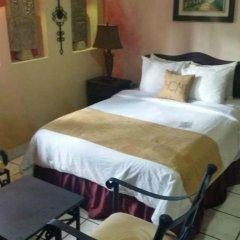 Отель Camino Maya Копан-Руинас комната для гостей