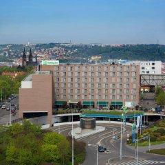 Отель Holiday Inn Congress Center Прага парковка