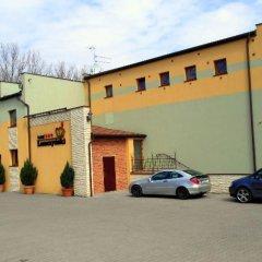 Hotel Leszczyński парковка