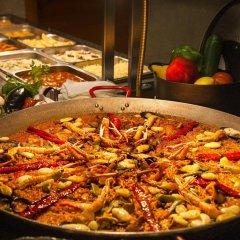 Отель Deloix Aqua Center Испания, Бенидорм - отзывы, цены и фото номеров - забронировать отель Deloix Aqua Center онлайн питание