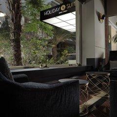 Отель Holiday Suites Афины бассейн