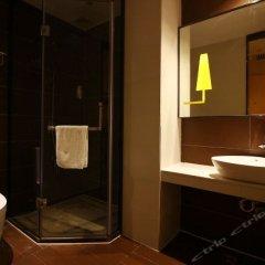 IU Hotel Zhuhai Gongbei Immigration Port Branch ванная фото 2