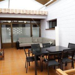 Отель Hostal Ardoi балкон