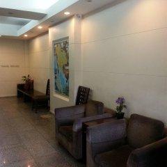 Отель Top Inn Sukhumvit Бангкок интерьер отеля