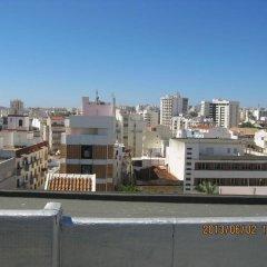 Отель Residencial Miradoiro Портимао балкон