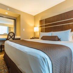 Отель River Rock Casino Resort Канада, Ричмонд - отзывы, цены и фото номеров - забронировать отель River Rock Casino Resort онлайн комната для гостей фото 5