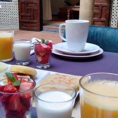 Отель Riad Zeina Марокко, Рабат - отзывы, цены и фото номеров - забронировать отель Riad Zeina онлайн питание