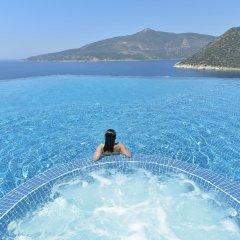 Kalamar Турция, Калкан - 4 отзыва об отеле, цены и фото номеров - забронировать отель Kalamar онлайн бассейн