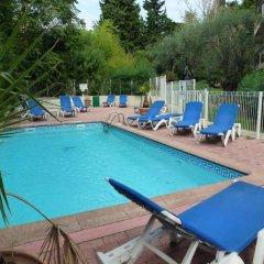 Отель Maeva Residence Les Palmiers Франция, Ницца - отзывы, цены и фото номеров - забронировать отель Maeva Residence Les Palmiers онлайн бассейн