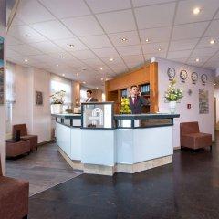 Отель ACHAT Comfort Messe-Leipzig Германия, Лейпциг - отзывы, цены и фото номеров - забронировать отель ACHAT Comfort Messe-Leipzig онлайн интерьер отеля