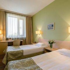Отель Skyport Обь комната для гостей фото 9