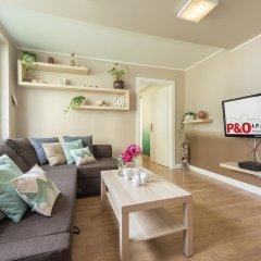 Апартаменты P&O Apartments Center Варшава интерьер отеля фото 3