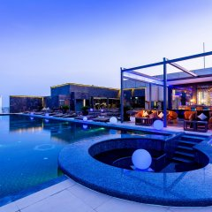 Отель Centara Grand Phratamnak Pattaya бассейн фото 2