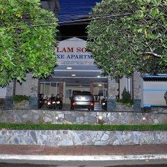 Отель Lam Son Deluxe Apartments Вьетнам, Вунгтау - отзывы, цены и фото номеров - забронировать отель Lam Son Deluxe Apartments онлайн фото 12